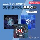 Pack 3 cursos PRO - Extranjería, Ciberseguridad, Delitos de Odio