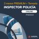 Pack Temario escala ejecutiva + 2 meses Inspector Premium