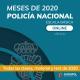 Policía online modalidad MEDIUM - Cursos meses del año 2020