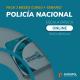 Pack 3 meses Policía Nacional MEDIUM + Temario completo