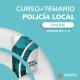 Curso Policia Local Madrid + Temario