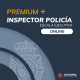 Inspector de Policía modalidad PREMIUM + Promoción 36