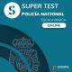 Super test - Preparación Policía Nacional Escala Básica